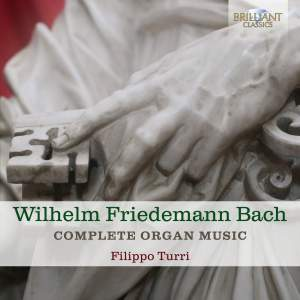 WF. Bach: Complete Organ Music Product Image
