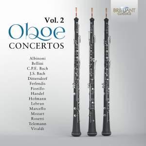 Oboe Concertos, Vol. 2