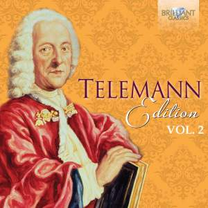 Telemann: Edition, Vol. 2
