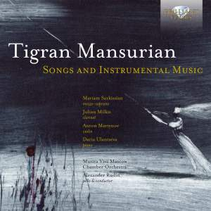 Mansurian: Songs and Instrumental Music