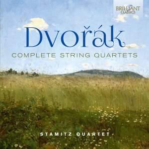 Dvorak: Complete String Quartets Product Image