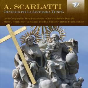 Scarlatti, A: La Santissima Trinità