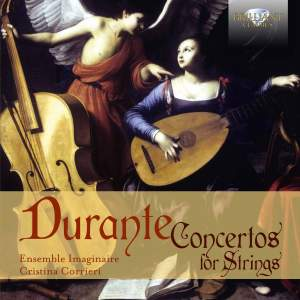 Durante: Concertos For Strings Product Image