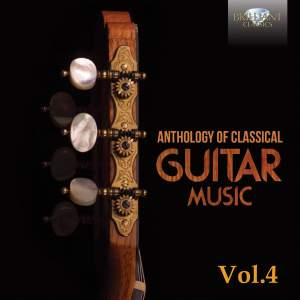Anthology of Classical Guitar Music Vol. 4