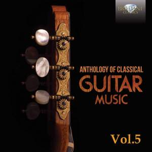 Anthology of Classical Guitar Music, Vol. 5
