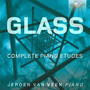 Glass: Complete Piano Etudes
