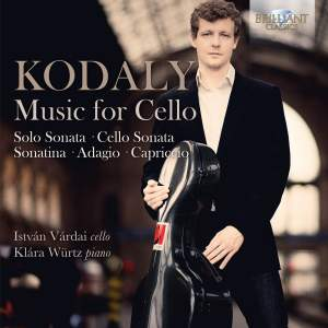 Kodály: Music for Cello