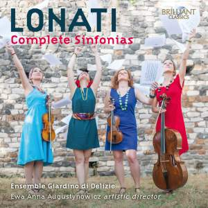 Lonati: Complete Sinfonias (Trio Sonatas)