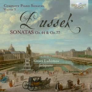 Dussek: Complete Piano Sonatas, Volume 3