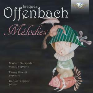 Offenbach: Mélodies Product Image