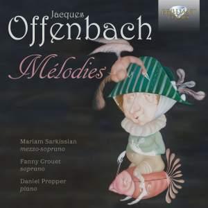Offenbach: Mélodies