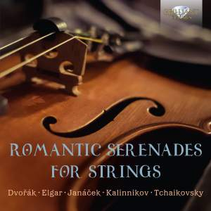 Romantic Serenades For Strings Product Image