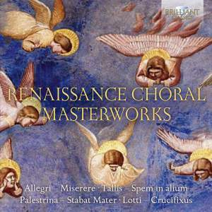 Renaissance Choral Masterworks Product Image