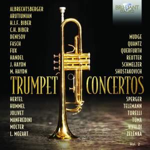 Trumpet Concertos, Vol. 2