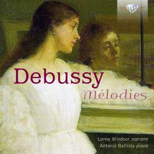 Debussy: Mélodies Product Image