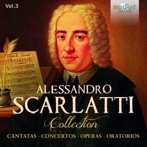 Alessandro Scarlatti Collection, Vol. 3 Product Image