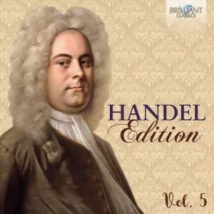 Handel: Edition, Vol. 5