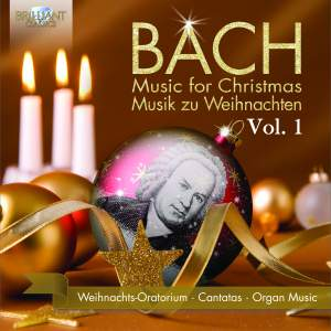 JS Bach - Music for Christmas