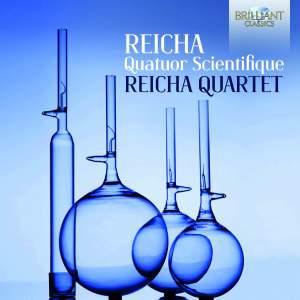Reicha: Quatuor Scientifique Product Image
