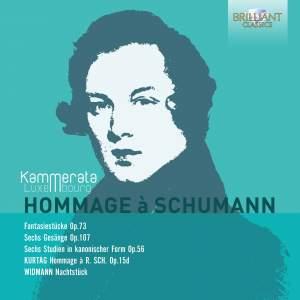 Hommage à Schumann