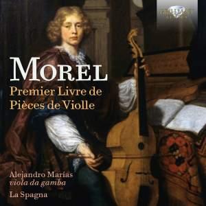 Morel: Premier Livre de Pièces de Violle Product Image