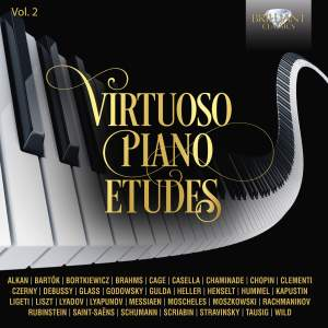 Virtuoso Piano Etudes, Vol. 2
