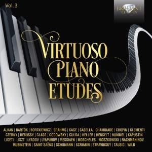 Virtuoso Piano Etudes, Vol. 3