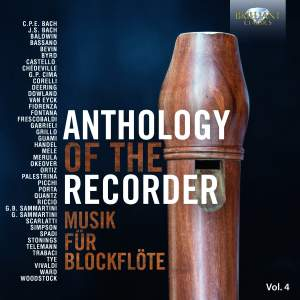 Anthology of the Recorder, Vol. 4