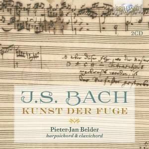 JS Bach: Kunst der Fuge