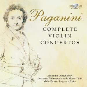 Paganini - Violin Concertos