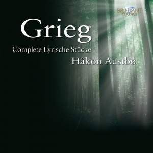 Grieg - Lyric Pieces