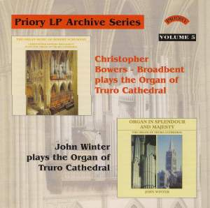 LP Archive Series - 5 Organ Music from Truro Cathedral