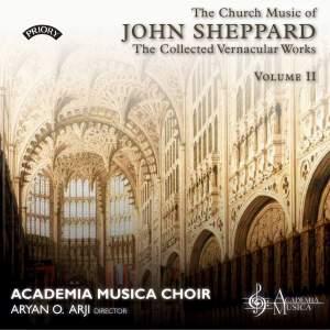 The Church Music of John Sheppard