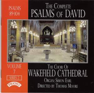 The Complete Psalms of David, Series 2 Volume 7
