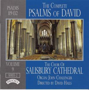 The Complete Psalms of David, Series 2 Volume 9