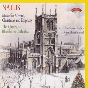 Natus: Music for Advent, Christmas and Epiphany Product Image