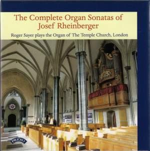 Rheinberger: Complete Organ Sonatas Product Image