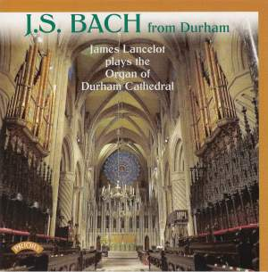 J.S. Bach from Durham