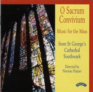 O Sacrum Convivium: Music for the Mass
