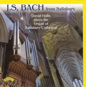 J.S. Bach from Salisbury