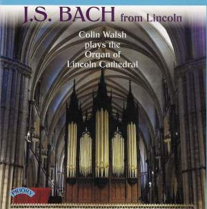J S Bach from Lincoln Product Image