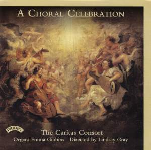 A Choral Celebration Product Image
