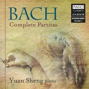 JS Bach: Complete Partitas