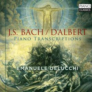 Bach/D'Albert: Piano Transcriptions Product Image
