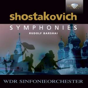 Shostakovich - Complete Symphonies Product Image