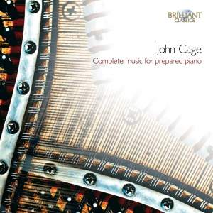 Cage: Music for Piano Volume 1