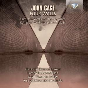 Cage: Music for Piano Volume 2