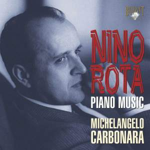 Nino Rota - Piano Music