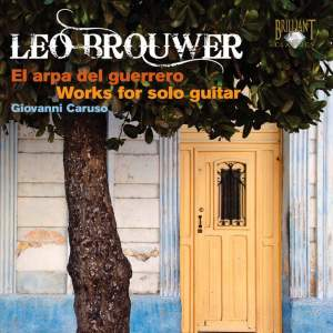 Brouwer - Works for solo guitar