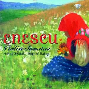 Enescu: Violin Sonatas Product Image